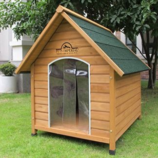 Pets Imperial® Sussex Chenil En Bois XL