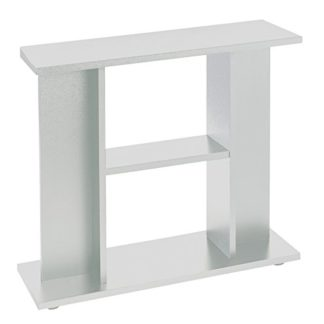 AMTRA, Meuble pour Aquarium, Support Aquarium en Bois Blanc,  80x30x70 cm