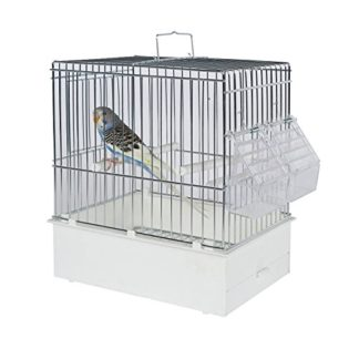 pour Animal Domestique Ting Bird Cage de Transport XL – Bird Cage de Voyage – Finch – Canary – perruches etc