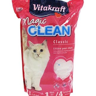 Vitakraft – Magic Clean 4 Semaines pour chat