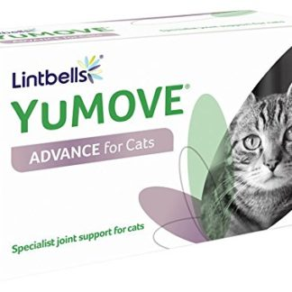 Yumove Advance for Cats Triple Action Joint Supplement 60 Capsules