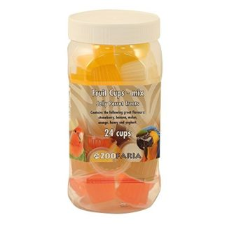 Assortiment de fruits Cups – Jelly Parrot Friandises 6