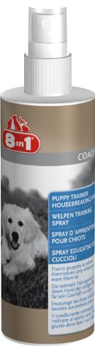 8in1 – 102342 – Spray d'Apprentissage pour Chiots