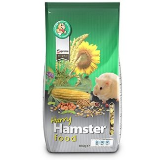 Hamster et Gerbille Nourriture – Harry Hamster 700 g – Lot de 6