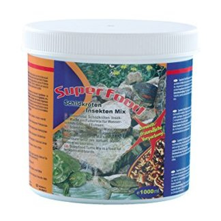 Nobby Aliment Complet aux Insectes pour Tortue 1000 ML