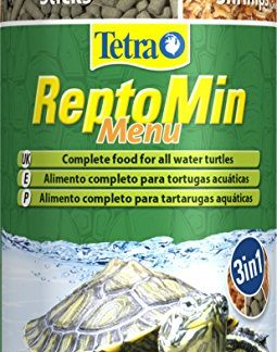 Tetra – 177673 – ReptoMin Menu – 250 ml