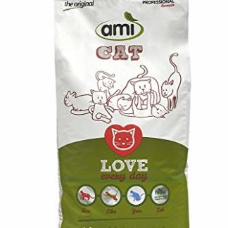 Ami Pet Food Croquettes Ideal Maintenance pour Chat 7,5 kg