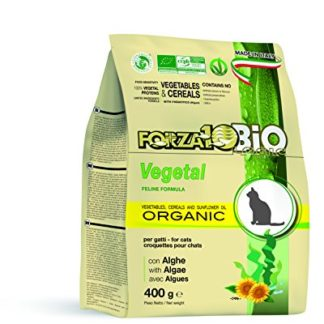 FORZA forza10veganes Croquettes pour Chat, 1er Pack (1x 1,5kg)